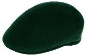 Mens Wool Hunter Green