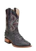 Mens Print Caiman Crocodile