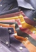 Gitman Gingham Check Button Down Dress Shirts in Many Colors $120