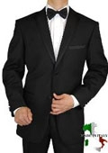 SKU#ZP1903 Giorgio Men's Tuxedo Suit Two Button 2pc Notch Lapel $179