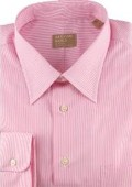 Tech Twill Stripes Pink