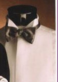 Gitman Hidden Button with Pique Bib, Wing Collar, French Cuff Tuxedo Shirt $125