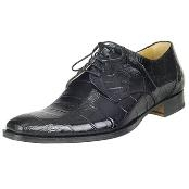 Black Genuine Alligator $550