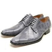 Grey Genuine Alligator $550