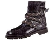 Alligator boot