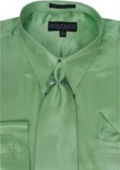 Satin Dress Shirt