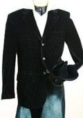Black Fashion Sport Coat