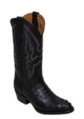 Boots Caiman in Black