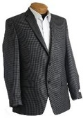 Designer Gray/Black Tweed Sports