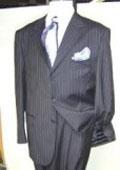 Dress Pinstripe 3 Buttons