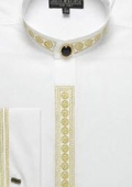 Fancy Banded Collar French