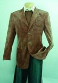 Fashion Sport Coat Brown