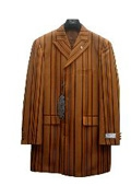 Fashion Zoot Suit Rust
