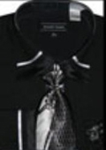 Black Dress Shirt