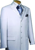 SKU#BP658 Men's High Fashion 5 Button Tuxedo $139
