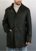 Lamb Shearling Walking Coat