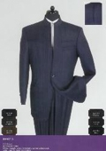 Nehru Styled Suit in