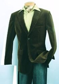 Olive Fashion Sport Coat
