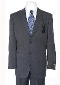 Fitted Peak Lapel Side