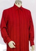 Red Long Sleeve 2pc