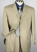 SKU#QL2001 Mens Stone Single Breasted Dress Suit $79