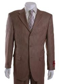 Suit Light Brown with
