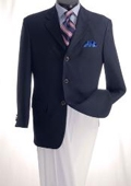 SKU#PM621 Men's Three Button Blazer $129