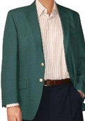 Two Button Blazer Teal