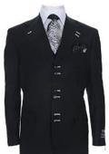 Urban Collection Suit Black