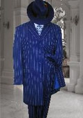 Vested Royal Blue &