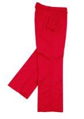 """SKU#WL12 Men's Wide Leg Triple Pleat Pant Red Color 22- Inch\"""" around the bottom $59"""