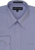Lilac Lavender Dress Shirt