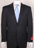suit Black Stripe 2