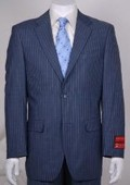 suit Blue Stripe 2