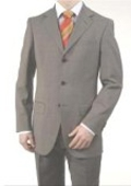 Mid Gray 3 Button