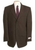SKU#YSD209 New Choclate Brown Single Breasted Discount Dress 2or3or4 Button Suit $79