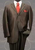 Shark Skin Mens Suit