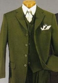 Green SUIT High Vest