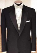 One Button Super 150's Wool Jacket and pants premier quality italian fabric Design $175