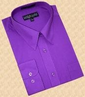 Purple shirt