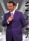 SKU# ZS77 Purple Single Breasted Men Dress Suits $139