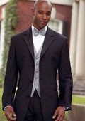 New Ralph Lauren 3 Button Notch Tuxedo with Any Size Flat Front Pants $274