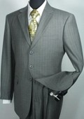 100% Wool Business Suit