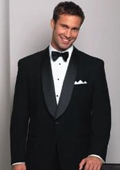 SKU#NS229 Shawl Collar Super 150's 1 Button Mens Black Tuxedo Extra Fine Wool premeier quality italian fabric Design $285