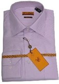 100% Cotton Shirt Lavender