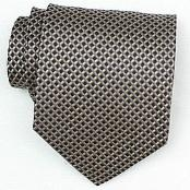 Black/Brown/Blue Woven Necktie $39