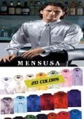 Shiny Silky Satin Dress Shirt/Tie Combo Available in All Colors $59