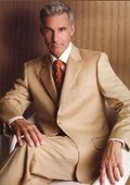 SKU#SP8 Solid Camel~Bronz Quality Suit Separates, Total Comfort Any Size Jacket&Any Size Pants $239