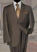 Color Taupe Mens Wool