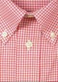 Gitman Sport Cotton Gingham Plaid red On Sale: $125